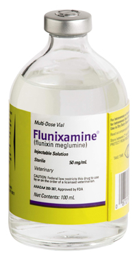 FLUNIXAMINE INJECTABLE SOLUTION