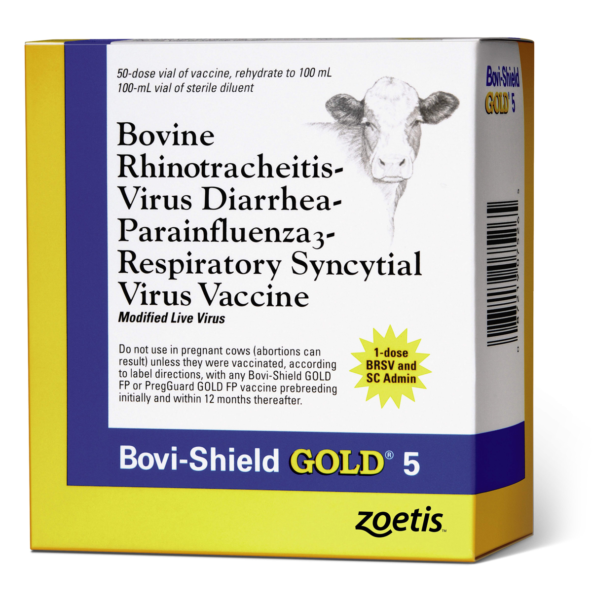Bovi-Shield GOLD® 5 | Zoetis US