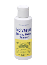 Nolvasan Skin and Wound Cleanser