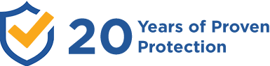 20 Years of Proven Safety