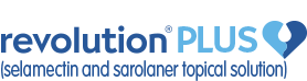 REVOLUTION® PLUS (selamectin and sarolaner topical solution)