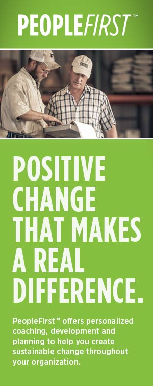 PeopleFirst™ - Positive change that makes a real difference