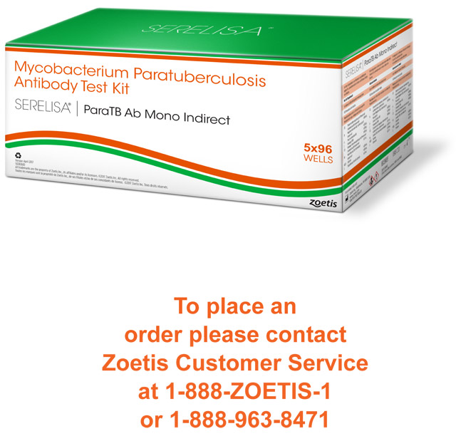 To place an order please contact Zoetis Customer Service at 1-888-ZOETIS-1 or 1-888-963-8471