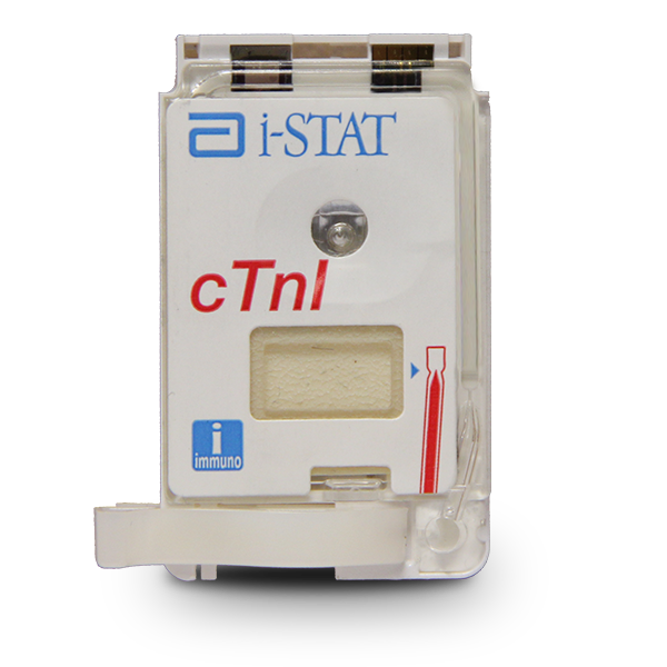 i-STAT cTnl Cartridge Image