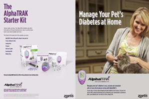 At-Home: Blood Glucose Monitoring System – AlphaTRAK 2
