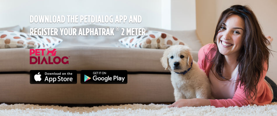 Pet Dialog App – AlphaTRAK 2