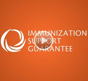 Video: IMMUNIZATION SUPPORT GUARANTEE