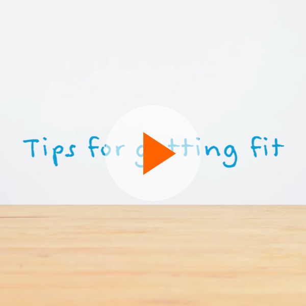 tips for getting fit